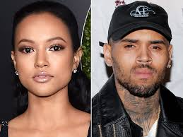 Image result for Chris Brown continues to evade ex-girlfriend's restraining order