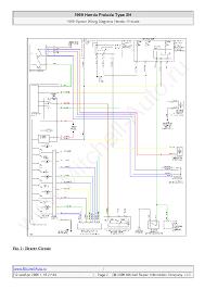 honda passport lx 2002 wiring diagrams sch service manual honda prelude 2 0s 1990 wiring diagrams sch honda prelude type sh 1999