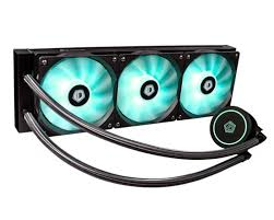 Система <b>охлаждения</b> жидкостная <b>ID</b>-<b>Cooling AURAFLOW</b> X 360 ...