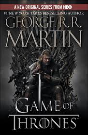 review game of thrones by george r r martin dust off that jacket game of thrones tie in cover a song