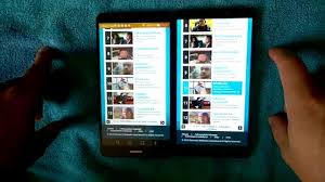 Lenovo Vibe z2 pro vs Huawei Ascend Mate 7 web bro - YouTube