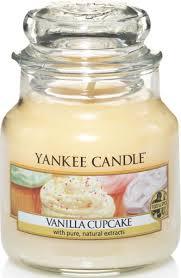 """<b>Ароматическая свеча</b> Yankee Candle """"Ванильный кекс / <b>Vanilla</b> ..."""