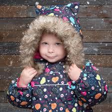 Купить зимний <b>комбинезон для девочки</b>.W16101 DARK BLUE ...