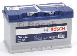 <b>АКБ Bosch</b> S4 Silver 580 400 074 / <b>S40</b> 110