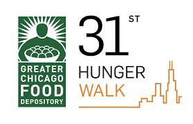 Image result for hunger walk 2016 chicago logo