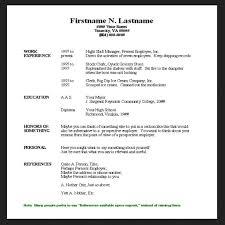creating resume microsoft word resume templates creating resume microsoft word resumes in word word supportoffice simple resume template microsoft word resumes design