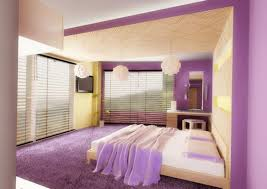 colours for a bedroom:   colours for bedroom wonderful unique modern bedroom with purple color modern bedroom interior
