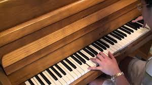 Demi Lovato - Skyscraper Piano by Ray Mak - YouTube