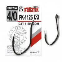 <b>Крючок Fanatik CAT</b> FISH - СОМ FK-1126 № 4/0, цена 17 грн ...