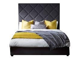 """<b>Кровать</b> """"Davenport"""" (Idealbeds) Серый 190X150X215 См ..."""