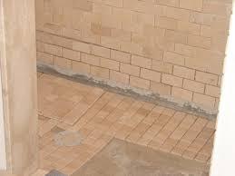 floor shower tiles wall