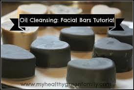 Oil <b>Cleansing Facial Bar</b> Tutorial: Soap-Free! | Facial bar, Cleansing ...