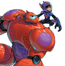 Big Hero 6 Characters - Baymax Big Hero 6