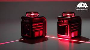 Обзор Лазерные уровни <b>ADA</b> Cube - YouTube