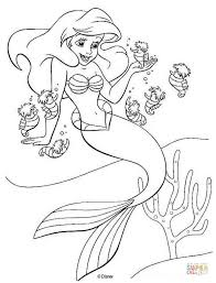 Small Picture The Little Mermaid coloring pages Free Coloring Pages
