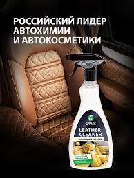 """<b>Кондиционер для кожи</b> """"Leather Cleaner"""", 500мл <b>GRASS</b> 6310108 ..."""
