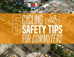 <b>5 Cycling</b> Safety Tips For Commuters - Serfas