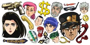 <b>JoJo's Bizarre Adventure</b> - Custom Cursor browser extension