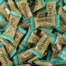 Chimes <b>Peppermint Ginger Chews</b>