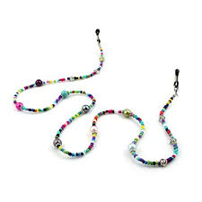 Bduco New Reading <b>Glasses</b> Chain Colorful <b>Beads Eyeglass</b> ...