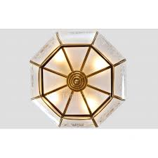 vintage 3 light glass shade brass lighting fixtures ceiling brass lighting fixtures
