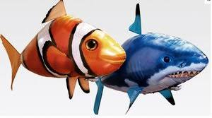 «Игрушка <b>Инструктаж по сборке Air</b> Swimmers летающая рыба ...