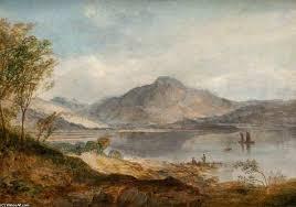 Horatio Mcculloch - Loch <b>Lomond</b> - | <b>Fine art</b> landscape, Scottish ...