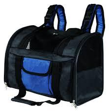 <b>Trixie сумка</b>-<b>рюкзак Connor</b> для кошек и собак до 8 кг, чёрная с ...