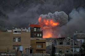 Image result for 8000 شهید و 28000 زخمی حاصل 9 ماه تجاوز ائتلاف سعودی به یمن