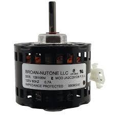 Broan S97008583 Ventilation Fan Motor - Air Purifier Replacement ...