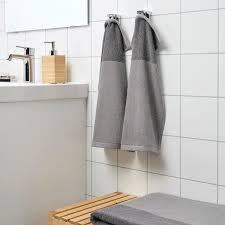 <b>ХИМЛЕОН</b> Полотенце, темно-серый, меланж, 30x50 см - <b>IKEA</b>