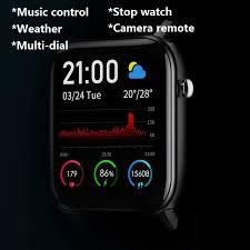 SENBONO IP68 Waterproof Smart <b>Watch SN87</b> Wristband Men ...