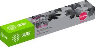 <b>Тонер</b>-<b>картридж Cactus CS</b>-EXV34M, пурпурный, для лазерного ...