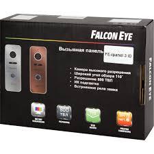 Видеопанель <b>вызывная Falcon</b> Eye FE-ipanel 3 ID, ч/б, внешняя ...