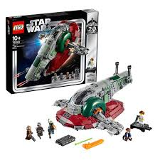 Buy LEGO <b>Star Wars</b> Slave l 20th Anniversary Playset - 75243 ...
