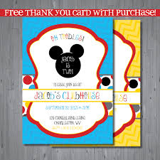 masculine mickey mouse clubhouse party invitations printable 10 mickey mouse clubhouse party invitations printable birthday party invitation