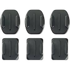 <b>GoPro</b> Hero <b>Flat and Curved</b> Adhesive Mounts - Walmart.com ...