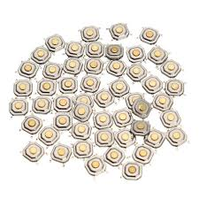 1500Pcs <b>DC12V 4 Pins</b> Tact Tactile Push Button Switch Momentary ...