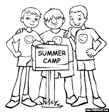 Image result for summer camp clip art