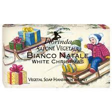 <b>FLORINDA Мыло</b> растительное, рождественский снег / <b>Bianco</b> ...