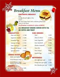 breakfast menu template breakfast menu template selimtd london trip a part of under others template breakfast menu template