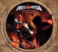 <b>Helloween</b> - <b>Keeper of</b> the Seven Keys - The Legacy ...