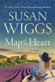 <b>Map of the Heart</b> - Susan Wiggs