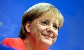 Bondskanselier Angela Merkel en president François Hollande hadden eerder op de dag een telefonisch onderhoud. De twee staatshoofden benadrukken in een ... - Angela-Merkel-006