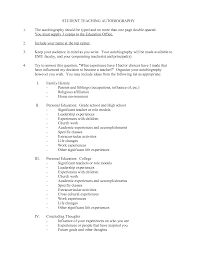 best photos of autobiography outline for students autobiography student autobiography sample