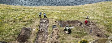 Discoveries and excavations at Tintagel Castle - <b>summer 2016</b> ...
