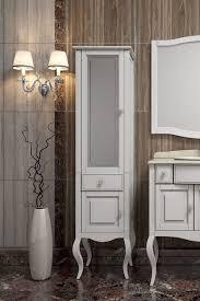 <b>Шкаф</b>-<b>пенал Opadiris Лаура</b> 45 L белый - купить в Москве. Цена ...