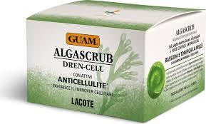 <b>Скраб с</b> эфирными маслами <b>Guam Algascrub</b>, дренажный, 300 мл