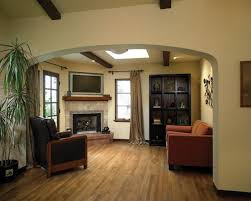 Living Room Corner Cabinets Fireplace Ideas With Tv Refacing Modern Living Area White Painted