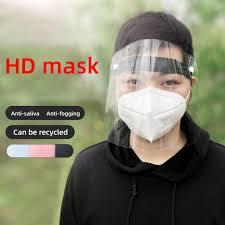 Weststreet Protection <b>PVC</b> Lightweight <b>Transparent Face Shield</b> ...